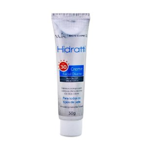 Creme Facial Diurno Hidratti  FPS 30 - Vult  50g