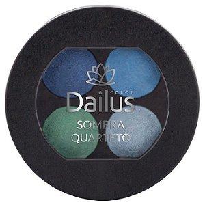 Quarteto de sombras Dailus cor 22