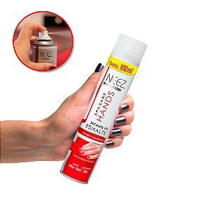 Spray Secante Esmalte Para Unhas Neez 400ml