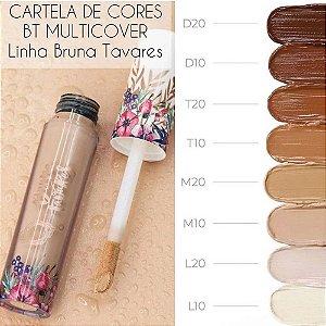 Bt Multicover Corretivo Liquido - Bruna Tavares