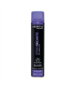 Spray Secante de Esmaltes 400ml Vertix 2188