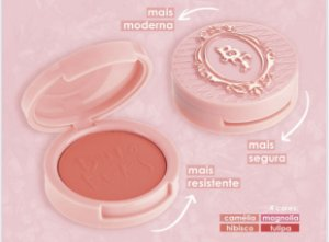 Bt Blush Color - Cor Hibisco - Bruna Tavares