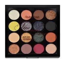 Paleta De Sombras The Candy Shop HB-1017 - Ruby Rose