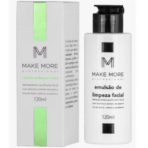 Emulsão de Limpeza Facial - Make More