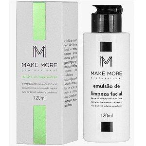 Emulsão de Limpeza Facial - Make More-PROMOÇAO