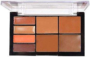 Paleta de Corretivo The Skill of Beauty Dark Ruby Rose HB-8097-5- PROMOÇÃO