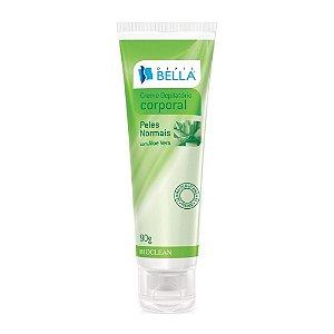 Creme Depilatório Corporal com Aloe Vera - Todos os tipos de pele 90g- DEPIL BELLA