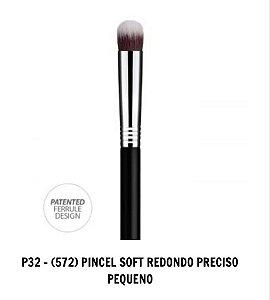 PINCEL P32 DAYMAKEUP - PINCEL SOFT REDONDO PRECISO PEQUENO