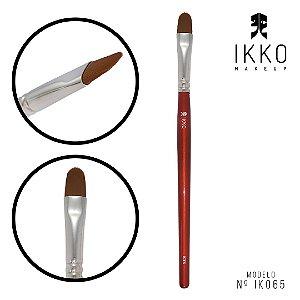 Pincel (IK065) - IKKO Makeup - Linha Vermelha
