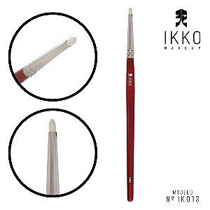 Pincel IK013 - IKKO Makeup - Linha Vermelha