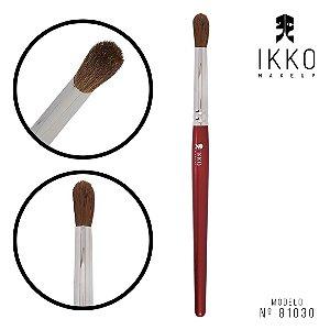 Pincel IK030- IKKO Makeup - Linha Vermelha