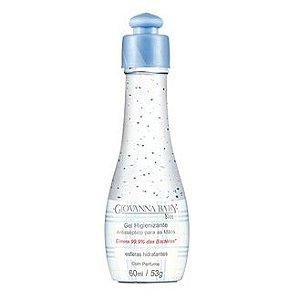 Gel Higienizante antisséptico para as mãos - Giovanna Baby blue - 60ml