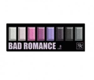 PALETA DE SOMBRAS 8 CORES BAD ROMANCE RK - KISS NEW YORK