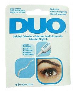 Cola Para Cílios Duo Eyelash Adhesive Transparente - DUO 240592 AZUL 7g