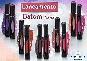 Batom Liquido Matte - Catharine Hill