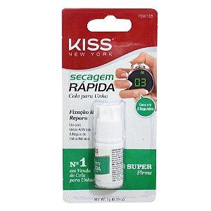 Cola de Secagem Rápida para unhas First Kiss - FBK135
