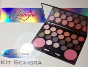 Kit Sombra Fosca - JASMYNE V243-FS B