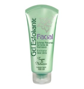 Gel Esfoliante Facial 100ml  - Toque de Natureza