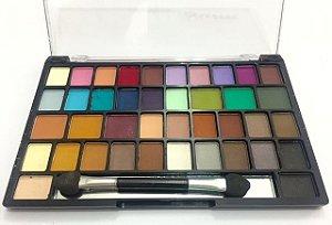 Paleta de Sombras Nude Colors L766 A - Luisance