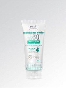Hidratante Facial com FPS30 PELE MISTA A OLEOSA  TRACTA 50g PROMOÇAO