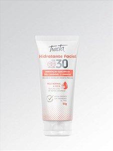 Hidratante Facial com FPS 30 TRACTA  50G