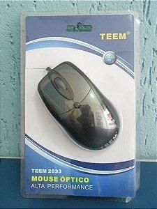 Mouse Óptico USB TEEM