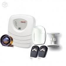 Kit de alarme residencial e empresarial