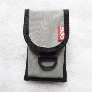 Phone pouch Cinza Claro