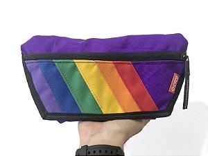 Hip pouch Pride Roxa