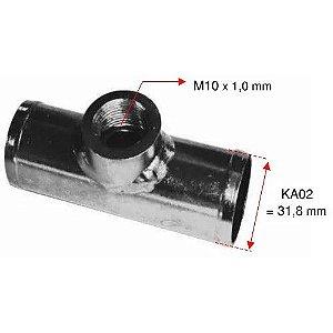 Adaptador Sensor Termômetro Medidor Temperatura Racetronix