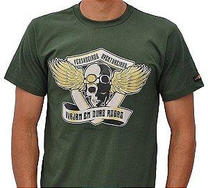 Camiseta Verdadeiros Aventureiros