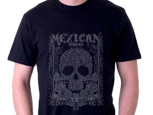 Camiseta Mexican Riders