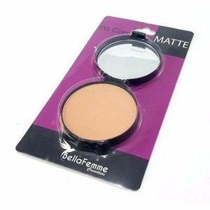 Pó compacto Matte - Bella Femme