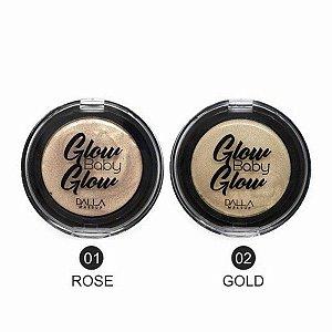 Iluminador Facial Glow Baby Glow - Dalla Makeup