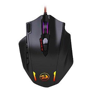 Mouse gamer Impact RGB 12400DPI M908