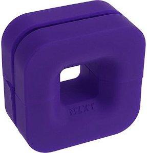 Suporte para headset NZXT Puck roxo,  BA-PCKRT-PP