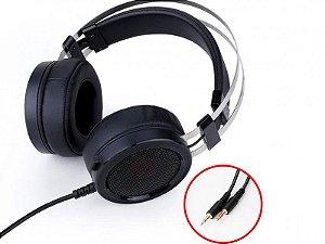 Headset Gamer Redragon Scylla, H901 P2 De Alto Depempenho