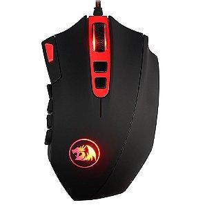 Mouse Gamer Redragon M901 Perdition Preto 16400dpi Rgb