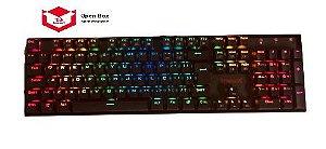 Teclado Mitra RGB Redragon - Open Box