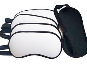 Máscara de dormir para sublimação ou silk screen
