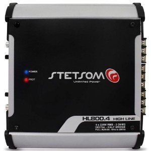 Modulo Amplificador Hl-800.4 Stetsom 800w 2 Ohms