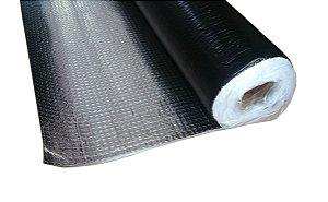 Manta Asfaltica Metalizada/aluminizada Automotiva Anti Ruido - Anti Vibração