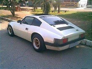 Forro de teto Puma GTE 76 a 83