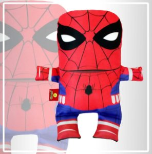 Ploosh Head Homem Aranha