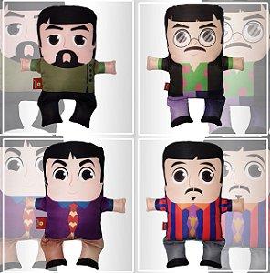 Coleção Ploosh Head The Beatles