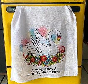 A esperança é a única que morre - Cisne