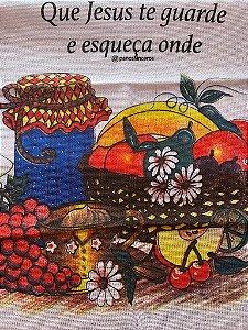 Que Jesus te guarde - ÚLTIMAS UNIDADES - Frutas