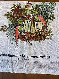 Fofoqueira - SALDÃO - Fio puxado