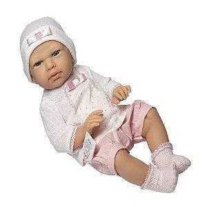 Boneca Baby Meg - Linha Elegance - Baby Brink