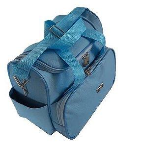 Bolsa Maternidade Azul G - EX1091